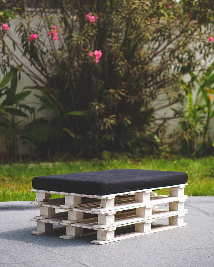 Medium pallet seat(2)